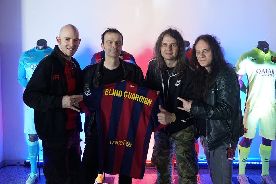 blind guardian barca