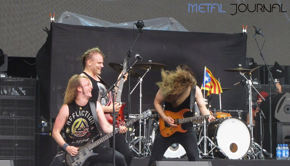 rock fest-battle beast foto 3