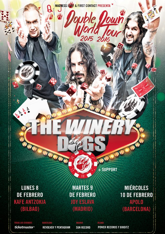the winery dogs cartel