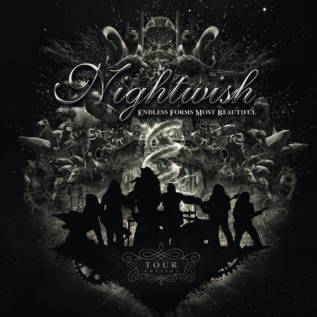 nightwish-endless tour