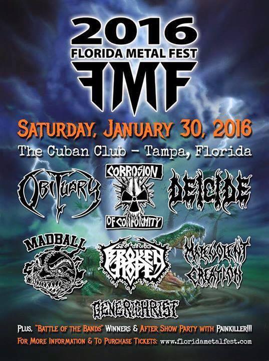 florida metal fest cartel