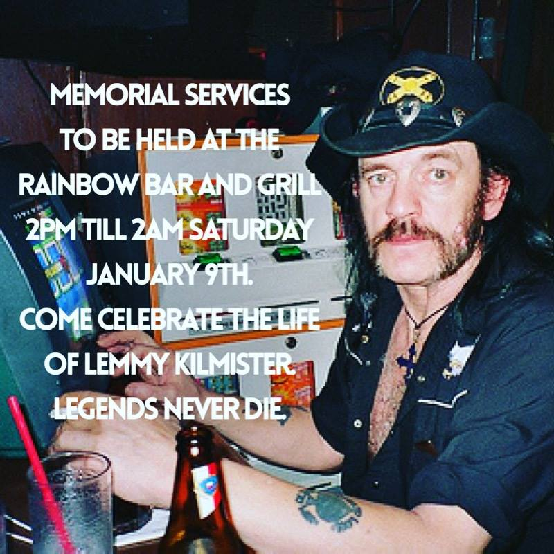 lemmy rainbow bar and grill