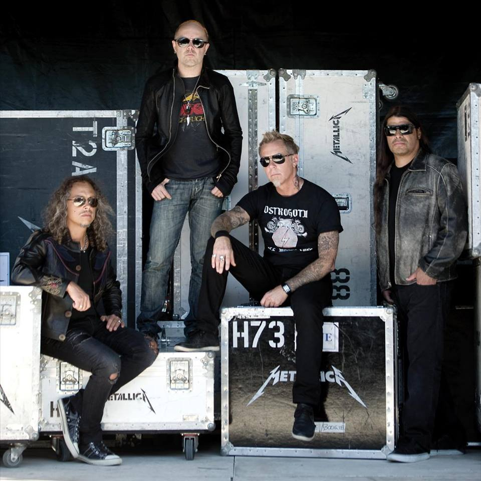 Metallica agota las entradas de su concierto de Madrid