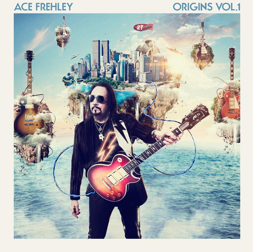 ace frehley - origins vol 1