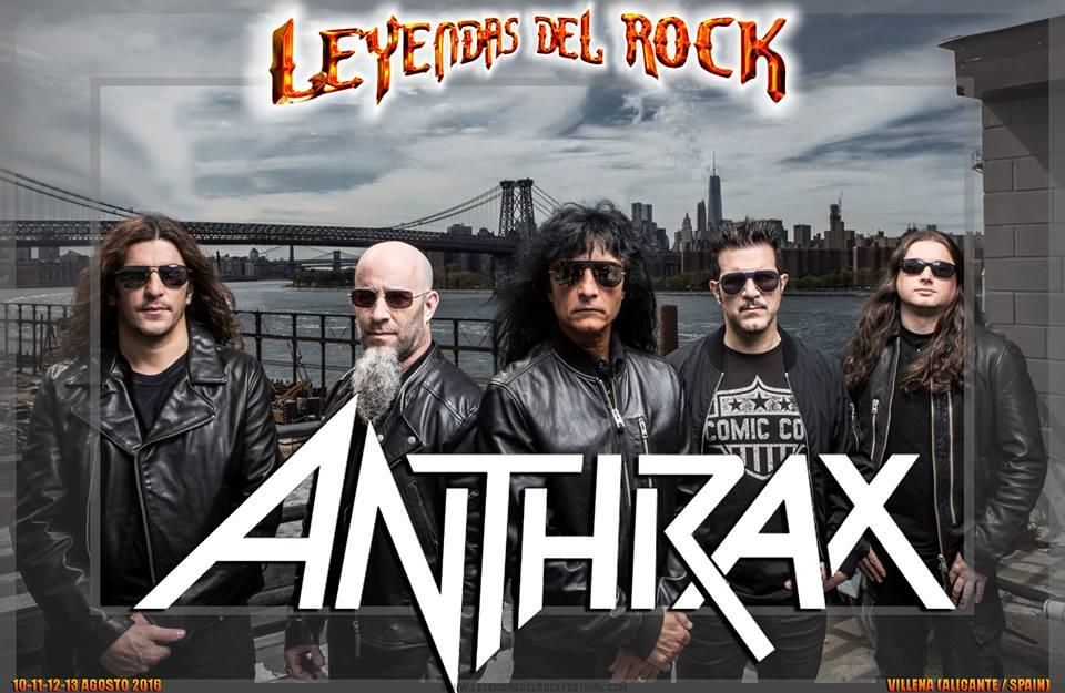 anthrax leyendas del rock