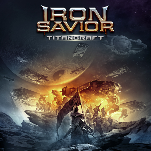 iron savior - titncraft