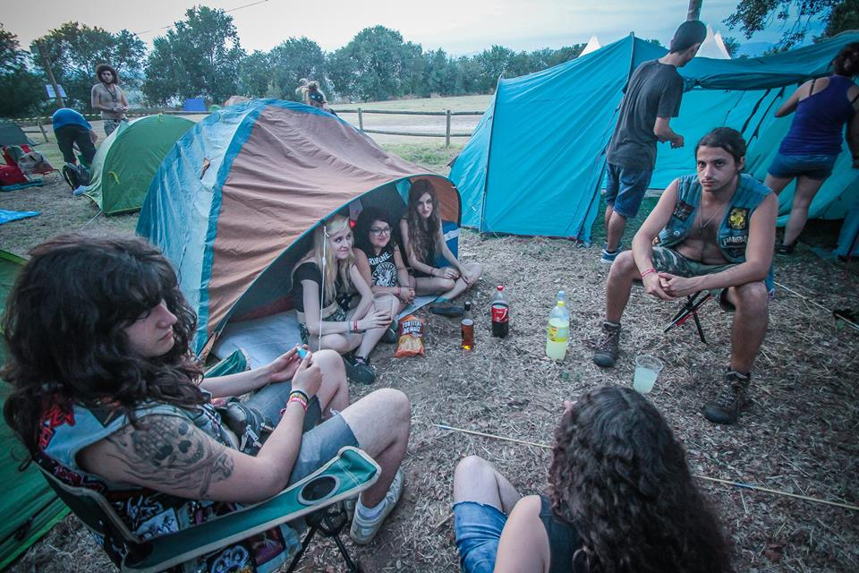 rock fest-camping pic 1