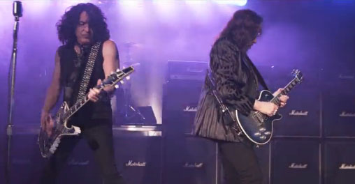 ace frehley paul stanley