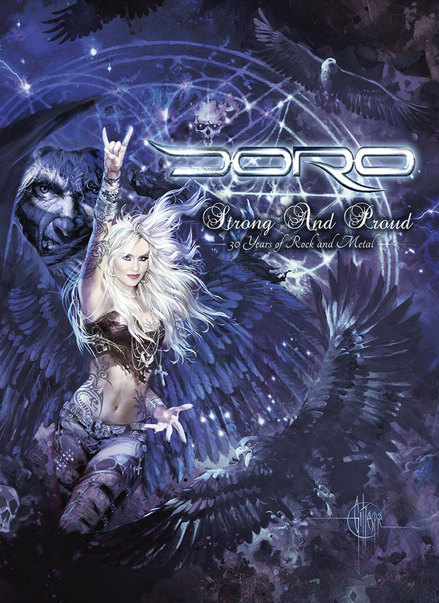 doro-strong and proud dvd