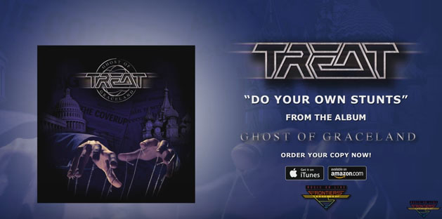 treat-do your own stunts