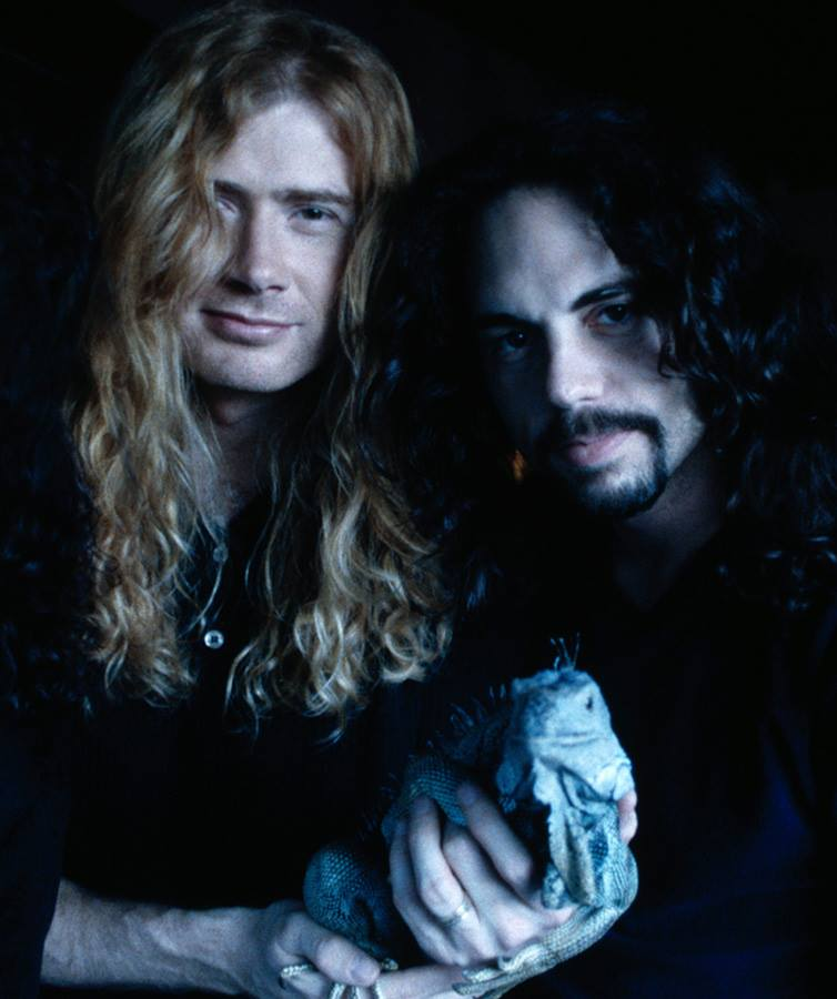mustaine, menza pic 1