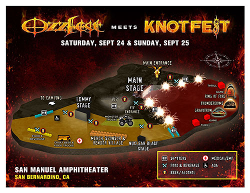 ozzfest knotfest 2