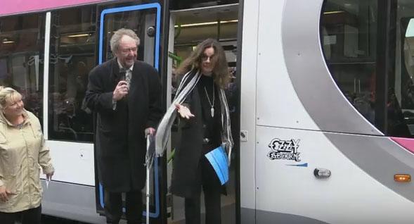 ozzy osbourne tram pic 1