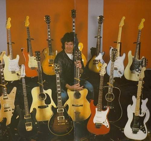 gary moore guitars