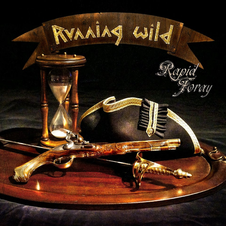 running wild-rapid foray