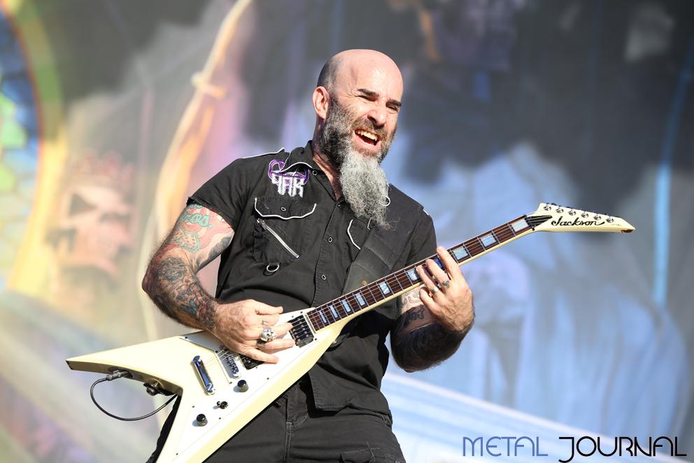 anthrax - metal journal barcelona 16 pic 3