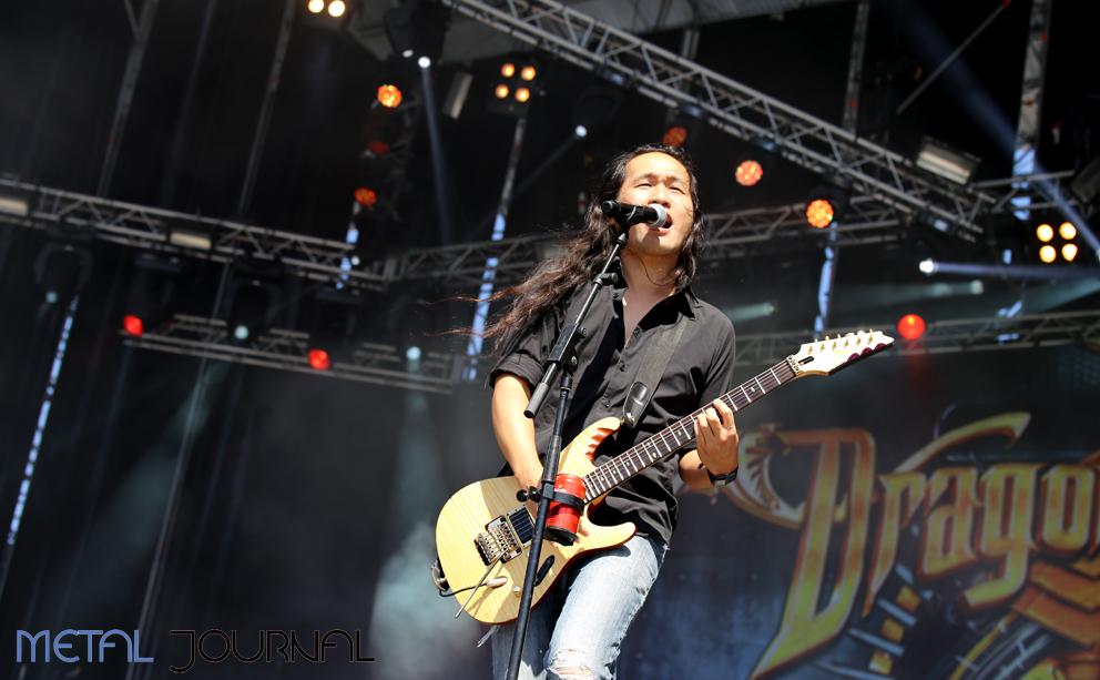 dragonforce rock fest metal journal pic 1