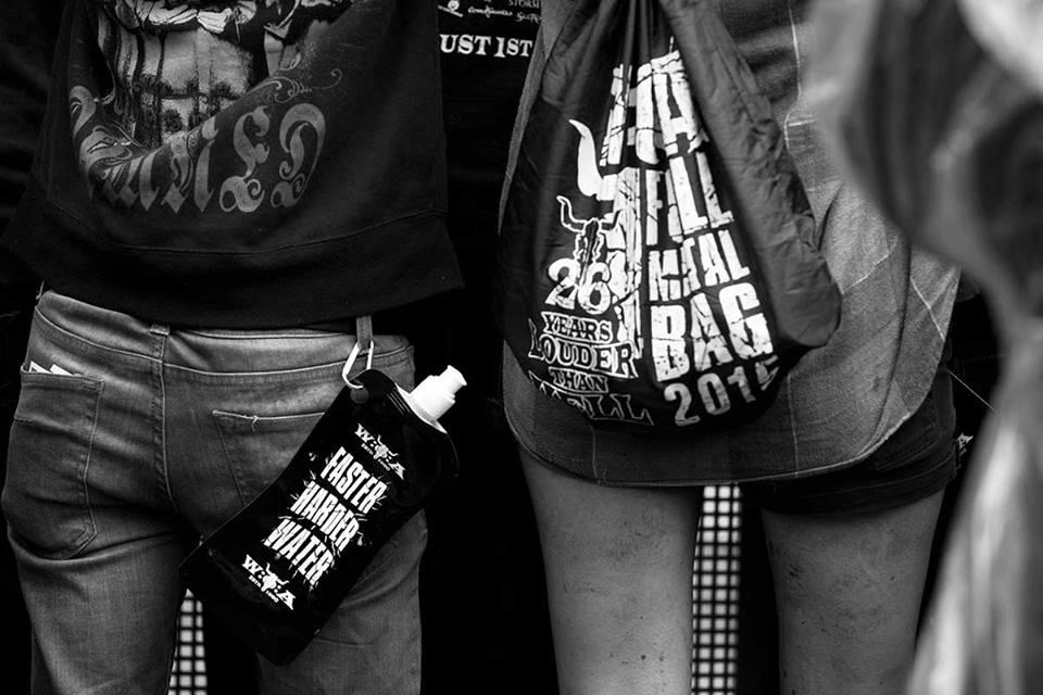 wacken bags