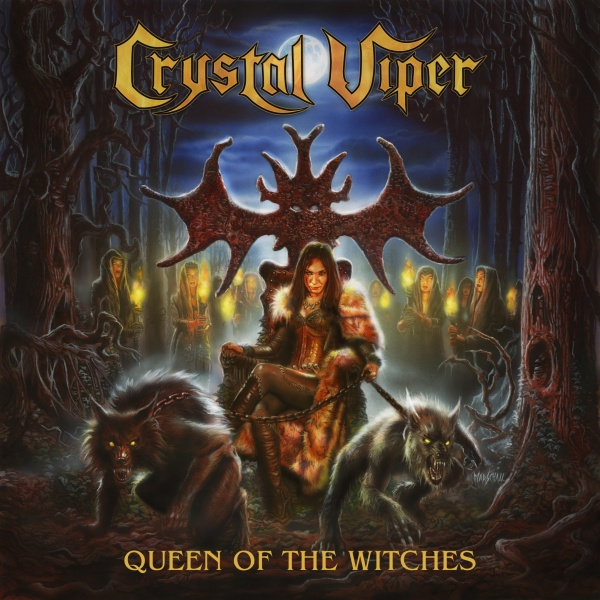crystal viper-queen