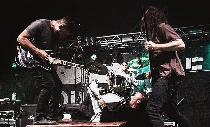 dillinger escape plan pic 1