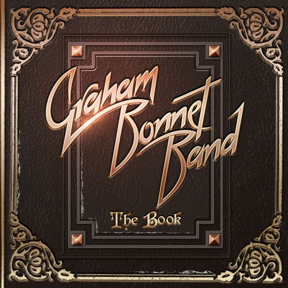 graham bonnet band -the book