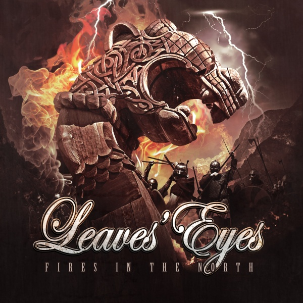 leaves eyes- fires in the north