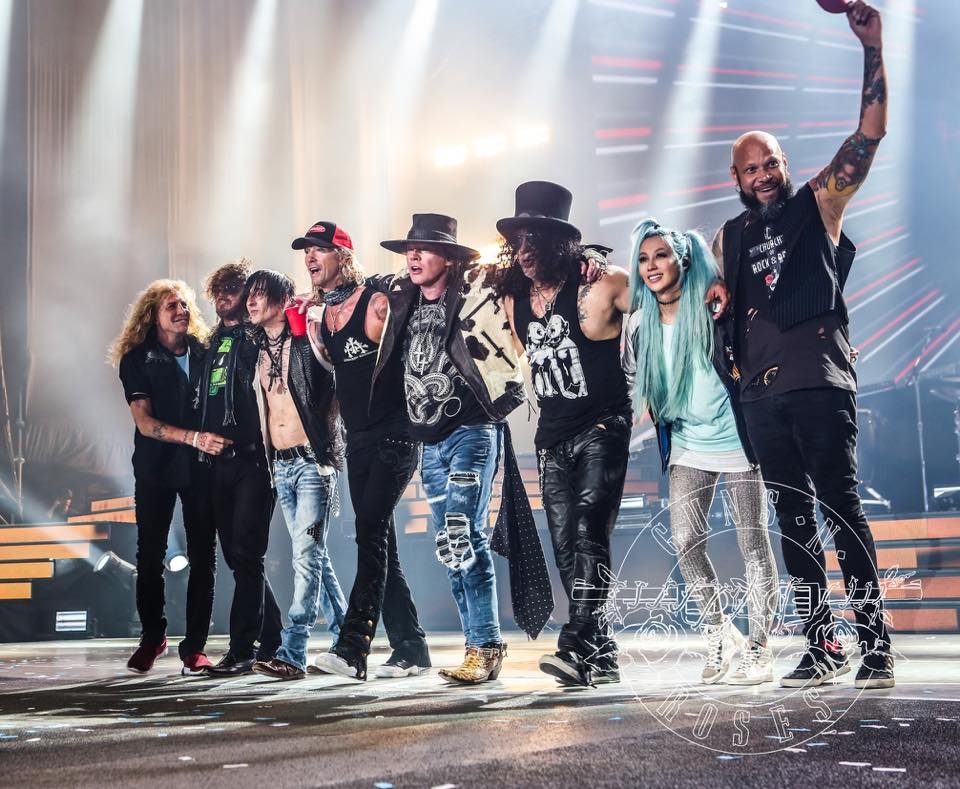 El concierto de GN'R impedirá que la final de la Copa del Rey se juegue en San.... Guns-n-roses-argentina-pic-1