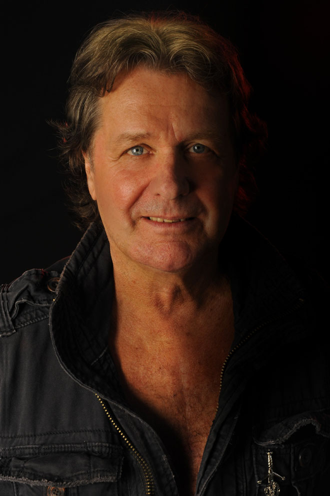 John Wetton Captivity PR