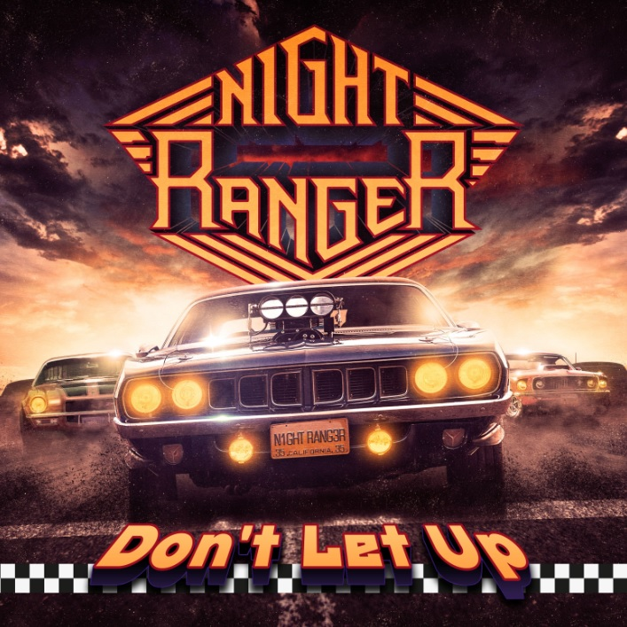 night ranger-don't let up