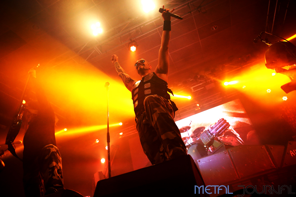 sabaton metal journal 2017 pic 2