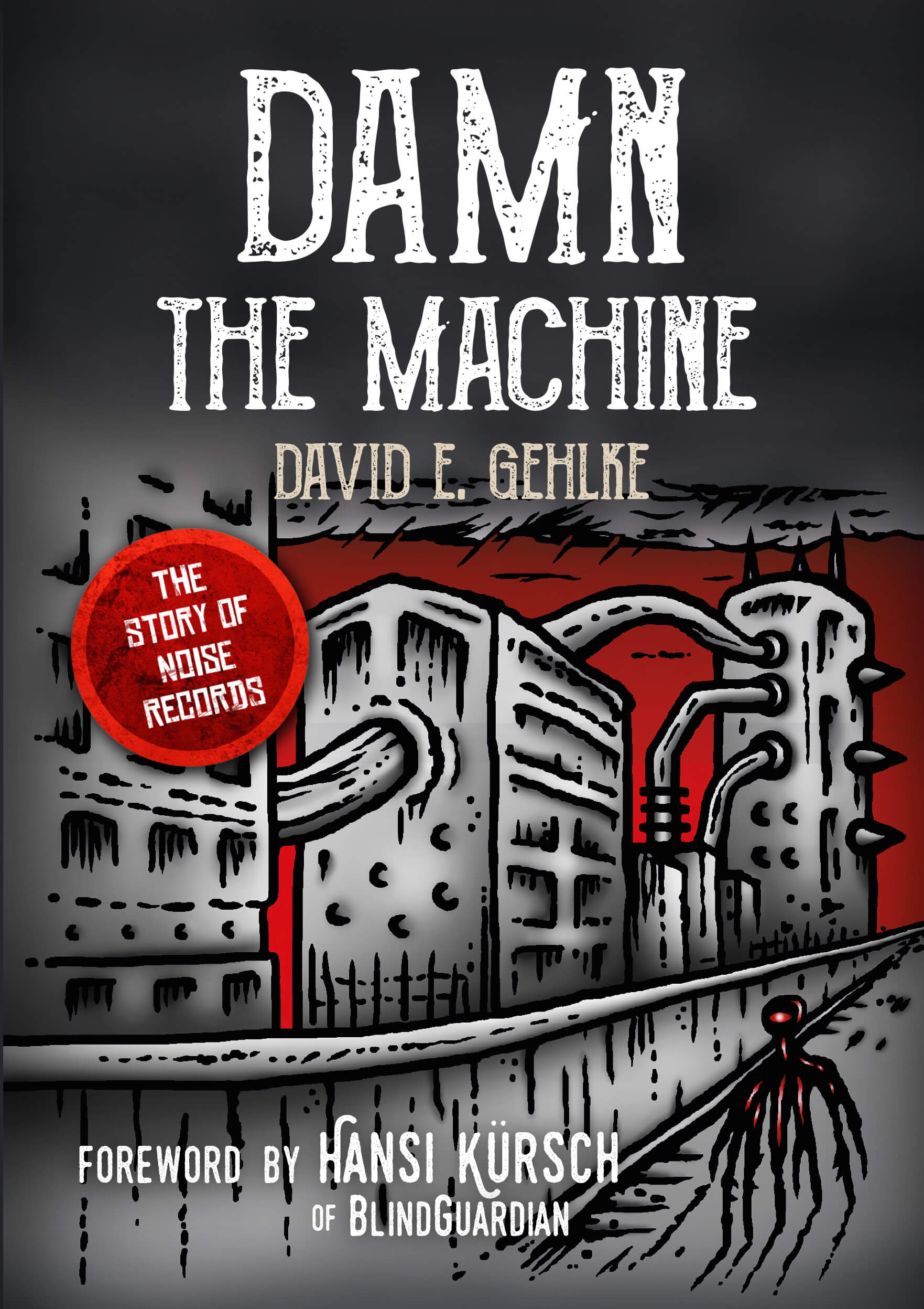 Noise_Cover_Damn The Machine_UK_Web