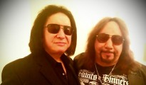 ace frehley gene simmons pic 1