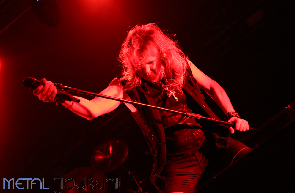 pretty maids - metal journal 2017 pic 1