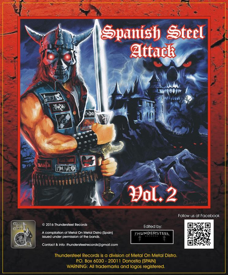 spanish steel attack vol 2 pic 1