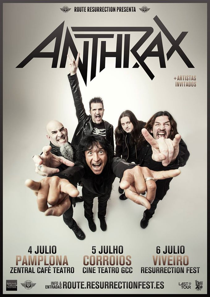anthrax resurrection