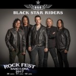 black star riders rock fest barcelona