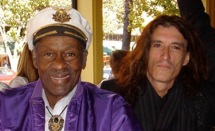 chuck berry joe perry