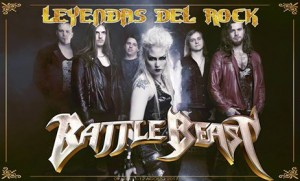 leyendas 17 - battle beast