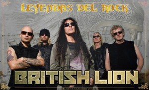 leyendas 17 - british lion