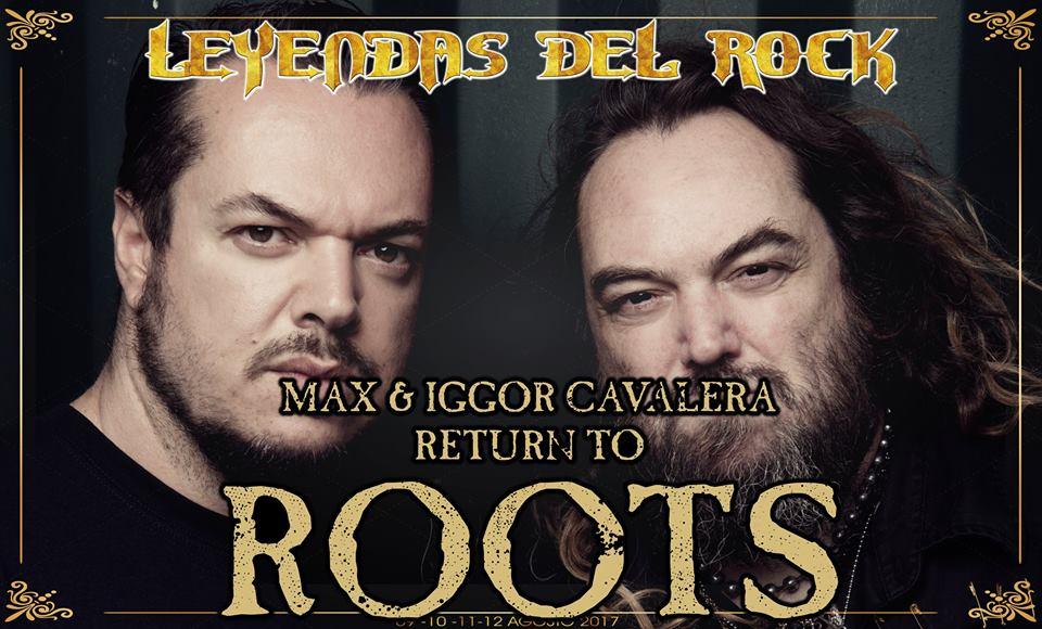 leyendas 17 - max iggor cavalera