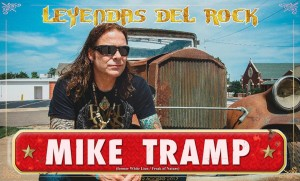 leyendas 17 - mike tramp