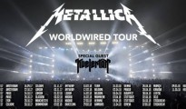 metallica european tour