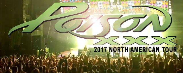 poison tour 2017