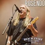 rosendo rock fest barcelona