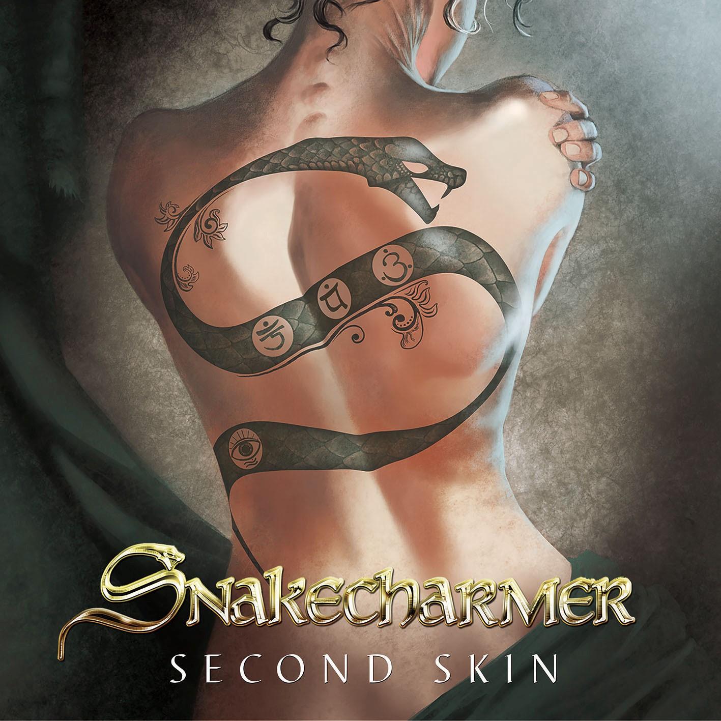 snakecharmer - second skin