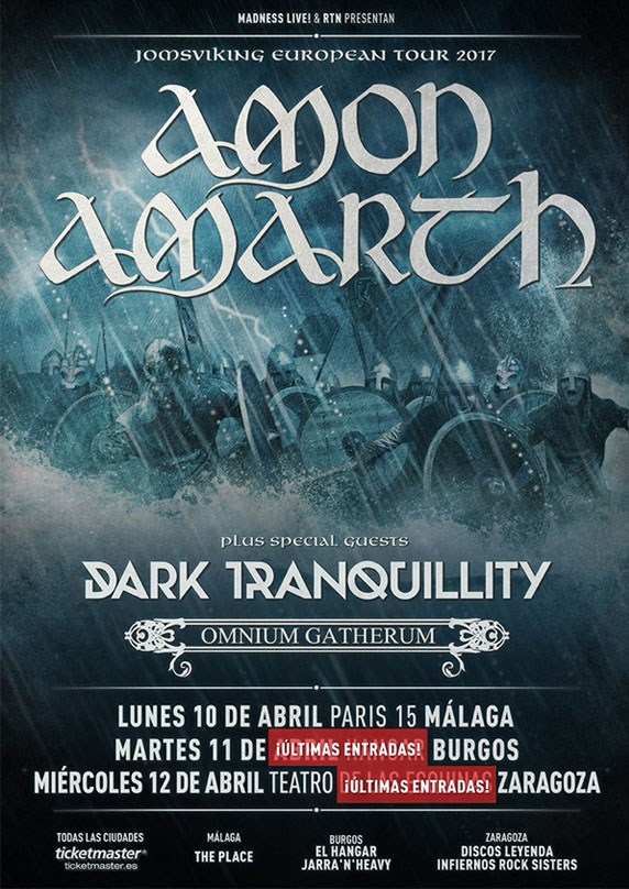 amon amarth cartel