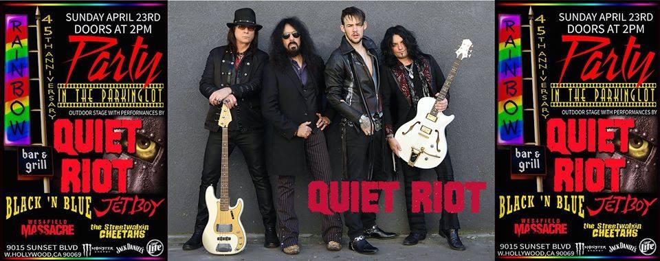 quiet riot pic 1