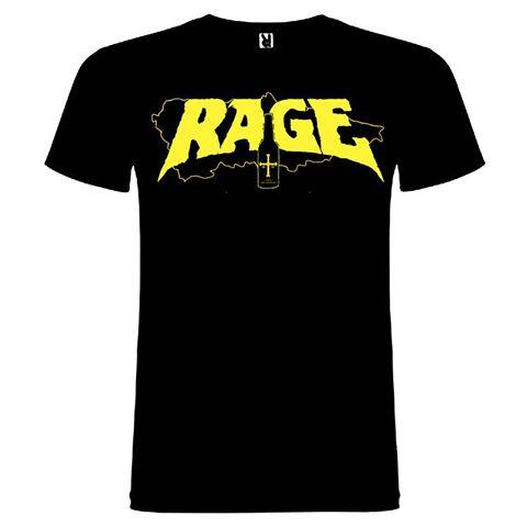 rage camiseta pic 1