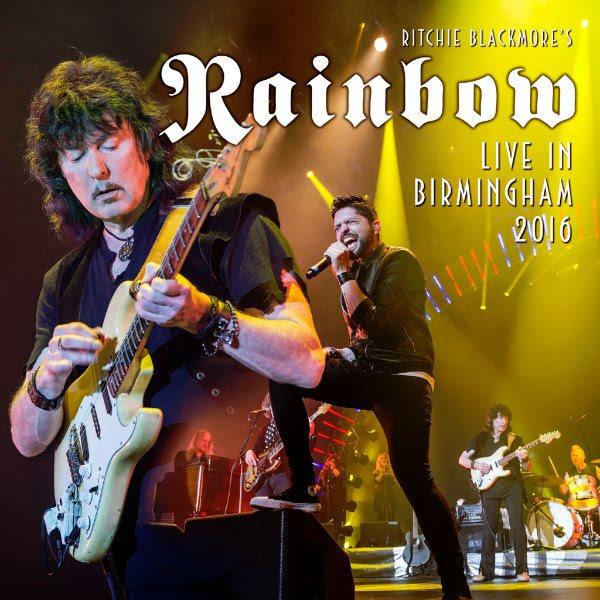 rainbow live in birmigham
