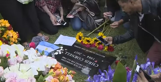 chris cornell funeral pic 1
